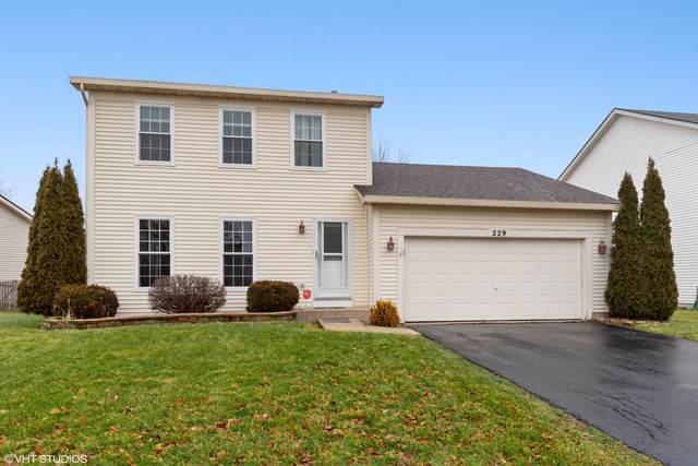 229 Saratoga Lane, Romeoville, IL 60446 (MLS #10613699) :: Baz Realty Network | Keller Williams Elite