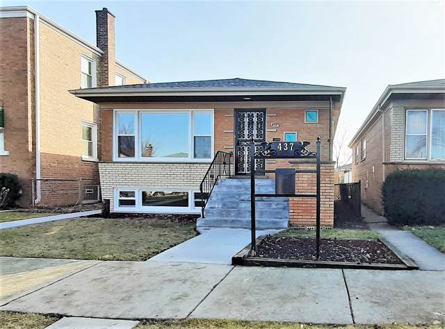437 W 95TH Place, Chicago, IL 60628 (MLS #10613708) :: John Lyons Real Estate