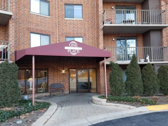 1 Bloomingdale Place #700, Bloomingdale, IL 60108 (MLS #10613712) :: Baz Realty Network | Keller Williams Elite