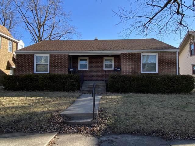 412 Leland Street, Bloomington, IL 61701 (MLS #10613718) :: Janet Jurich