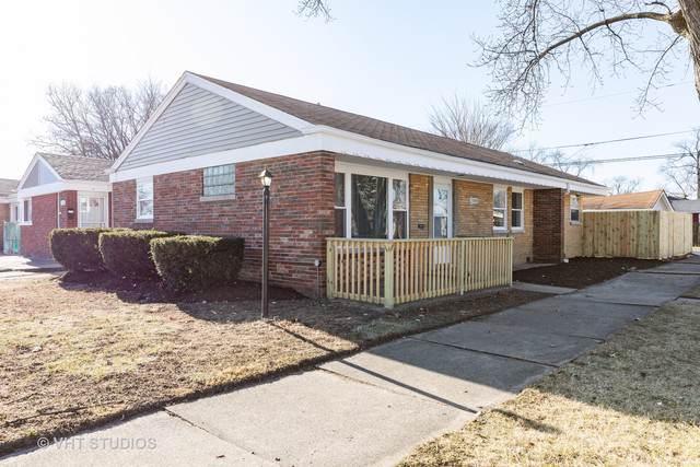 12600 S Ada Street, Calumet Park, IL 60827 (MLS #10613760) :: Property Consultants Realty