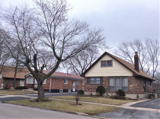 16951 Glen Oaks Drive, Country Club Hills, IL 60478 (MLS #10613777) :: The Mattz Mega Group
