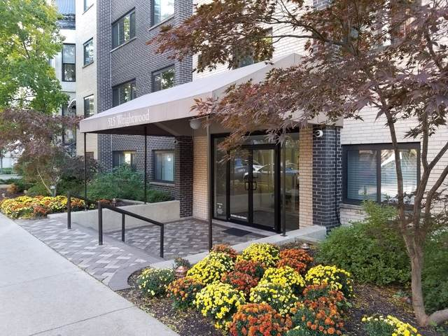 515 W Wrightwood Avenue #412, Chicago, IL 60614 (MLS #10613798) :: Touchstone Group