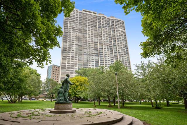 2800 N Lake Shore Drive #2805, Chicago, IL 60657 (MLS #10613801) :: Property Consultants Realty