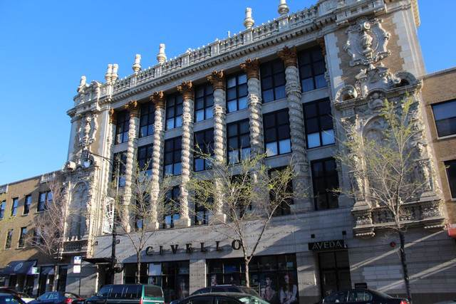 1635 W Belmont Avenue #312, Chicago, IL 60657 (MLS #10613823) :: Touchstone Group