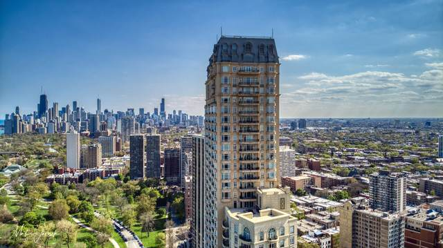 2550 N Lakeview Avenue S1007, Chicago, IL 60614 (MLS #10613829) :: Property Consultants Realty