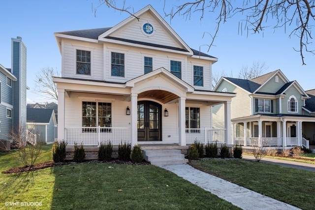 110 W Jefferson Avenue, Wheaton, IL 60187 (MLS #10613832) :: The Dena Furlow Team - Keller Williams Realty