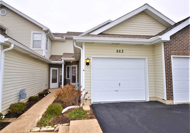 563 Woodhaven Drive, Mundelein, IL 60060 (MLS #10613873) :: Touchstone Group
