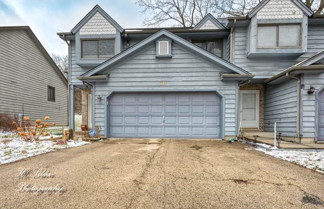 311 N Lincoln Avenue, Carpentersville, IL 60110 (MLS #10613918) :: Suburban Life Realty