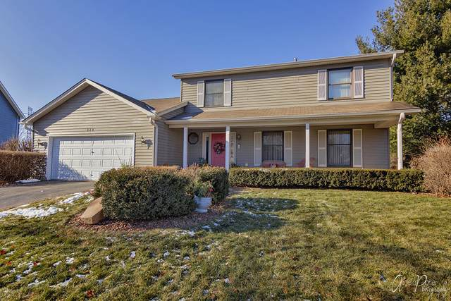 240 Moraine Hill Drive, Cary, IL 60013 (MLS #10613943) :: Property Consultants Realty