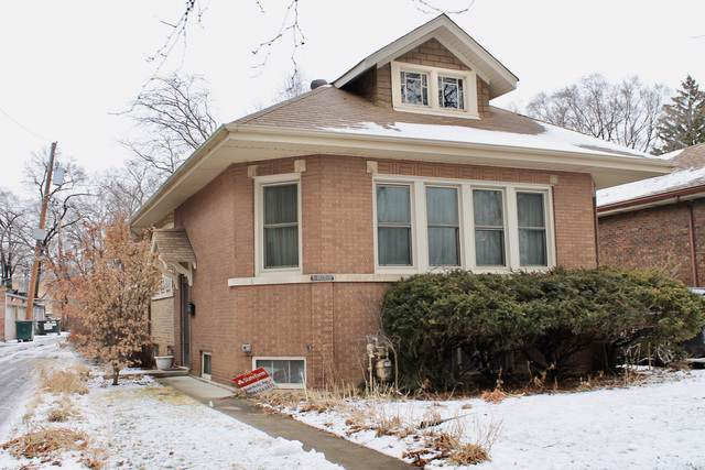 1826 W 105th Street, Chicago, IL 60643 (MLS #10613975) :: Angela Walker Homes Real Estate Group