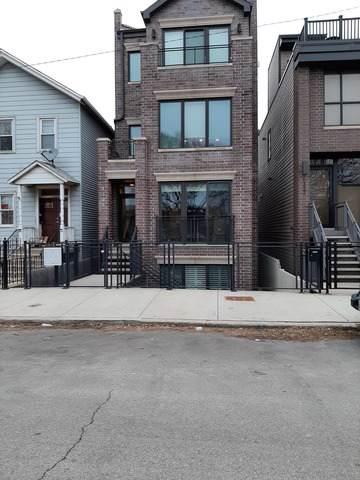1326 W Chestnut Street #1, Chicago, IL 60642 (MLS #10613990) :: The Mattz Mega Group
