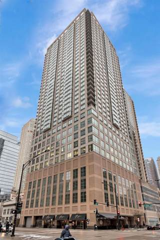 2 E Erie Street #2714, Chicago, IL 60611 (MLS #10613997) :: The Perotti Group | Compass Real Estate