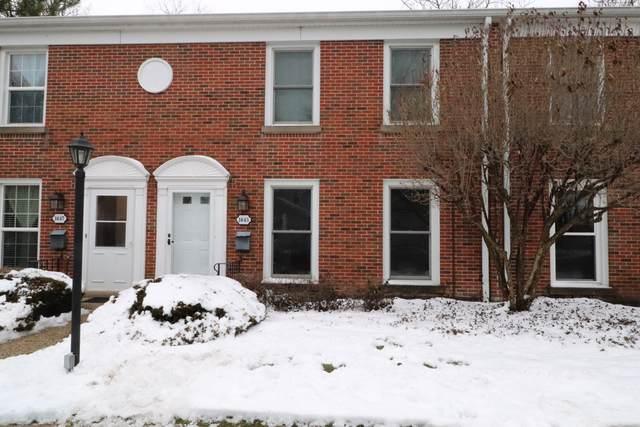 1645 Pebblecreek Drive, Glenview, IL 60025 (MLS #10613999) :: Angela Walker Homes Real Estate Group