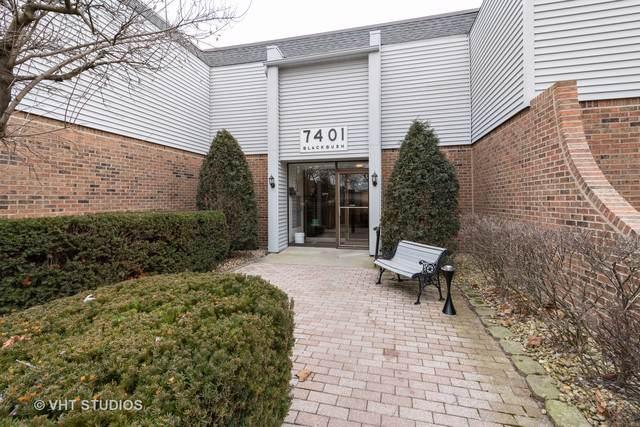 7401 Blackburn Avenue #103, Downers Grove, IL 60516 (MLS #10614018) :: The Dena Furlow Team - Keller Williams Realty