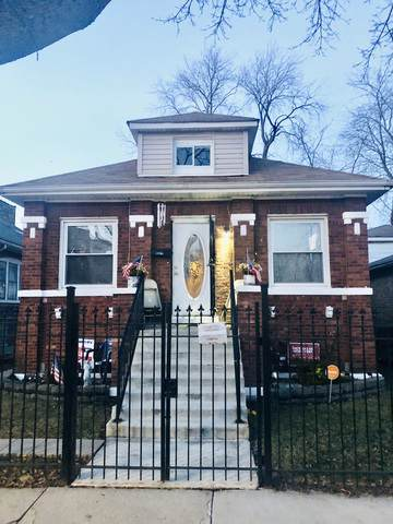 1370 W 78th Street, Chicago, IL 60620 (MLS #10614023) :: Angela Walker Homes Real Estate Group