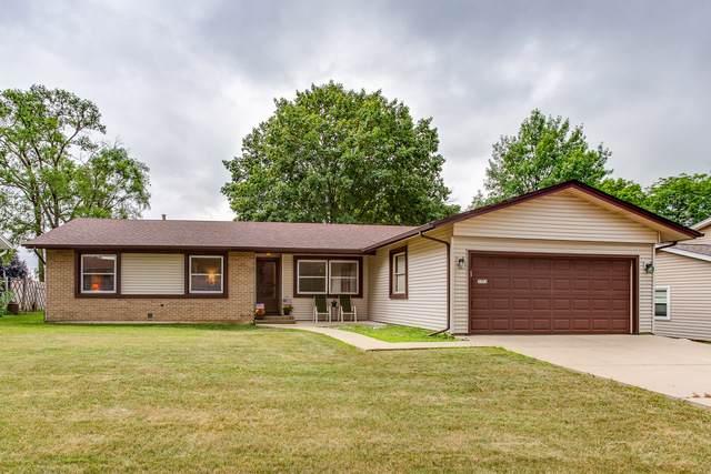 1373 E Cumberland Circle, Elk Grove Village, IL 60007 (MLS #10614024) :: Century 21 Affiliated