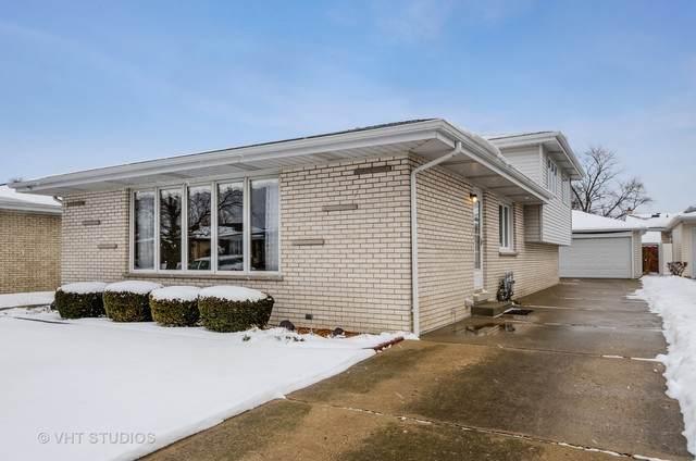 6951 N Dowagiac Avenue, Chicago, IL 60646 (MLS #10614030) :: BN Homes Group