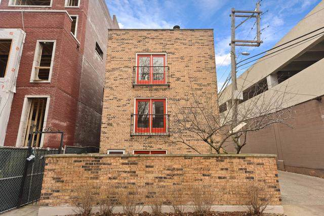832 W Barry Avenue #1, Chicago, IL 60657 (MLS #10614041) :: Touchstone Group