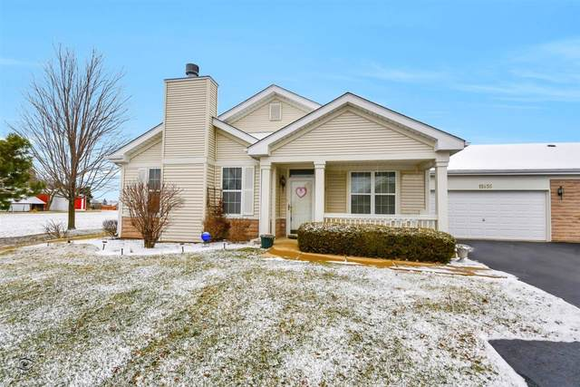 15956 Buckner Pond Way, Crest Hill, IL 60403 (MLS #10614042) :: The Perotti Group | Compass Real Estate