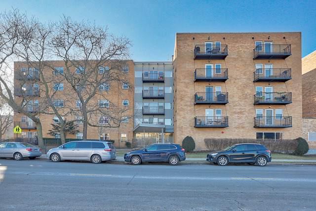 2501 W Bryn Mawr Avenue #207, Chicago, IL 60659 (MLS #10614053) :: The Dena Furlow Team - Keller Williams Realty