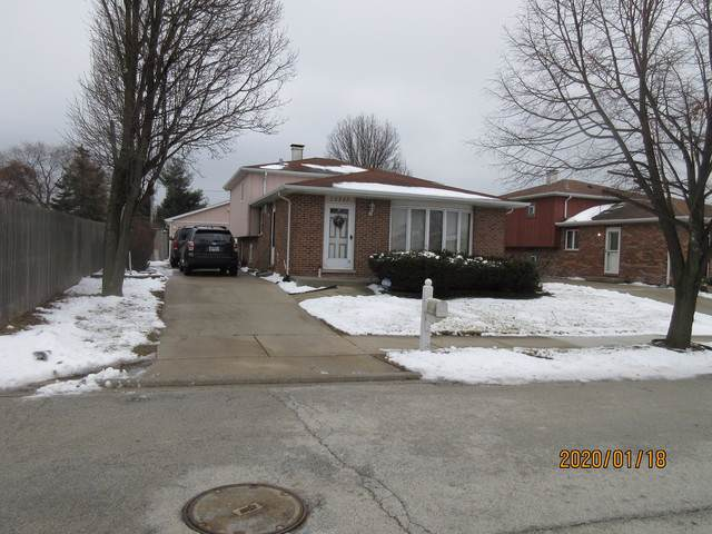 12347 S Lavergne Avenue, Alsip, IL 60803 (MLS #10614061) :: Berkshire Hathaway HomeServices Snyder Real Estate