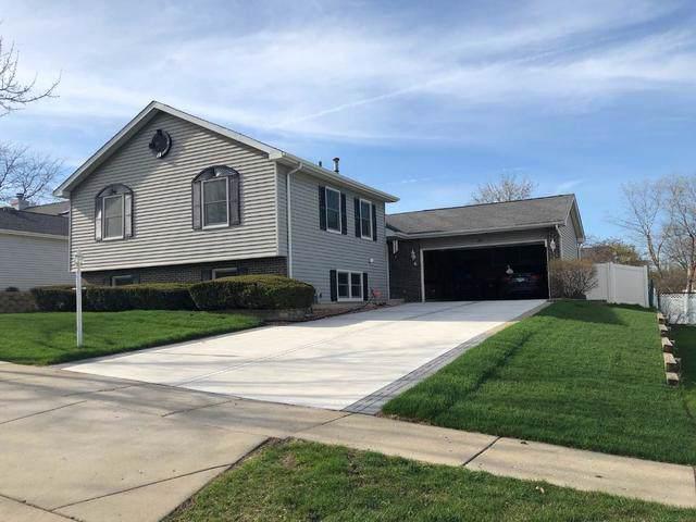 6 Harvest Drive, Streamwood, IL 60107 (MLS #10614074) :: Ani Real Estate