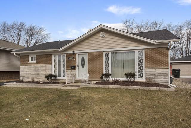 6718 164th Place, Tinley Park, IL 60477 (MLS #10614082) :: The Wexler Group at Keller Williams Preferred Realty
