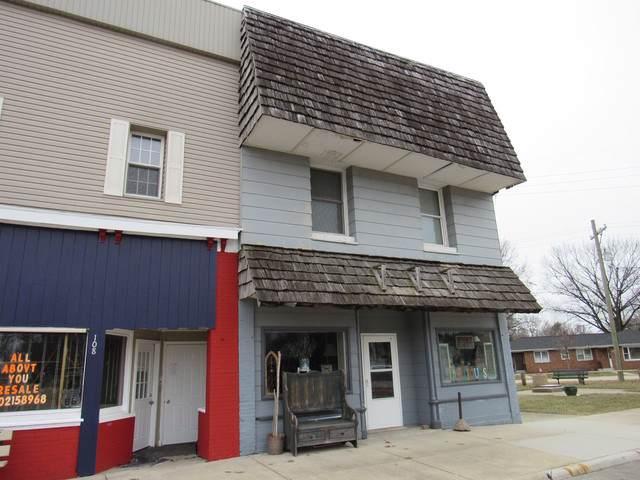 106 Depot Street, Gardner, IL 60424 (MLS #10614105) :: The Wexler Group at Keller Williams Preferred Realty