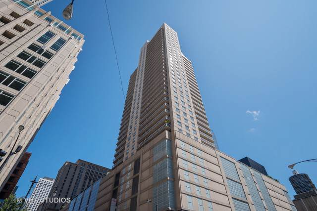 545 N Dearborn Street #1208, Chicago, IL 60654 (MLS #10614107) :: Property Consultants Realty