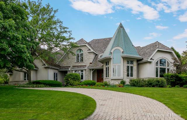 403 Ambriance Drive, Burr Ridge, IL 60527 (MLS #10614204) :: Property Consultants Realty