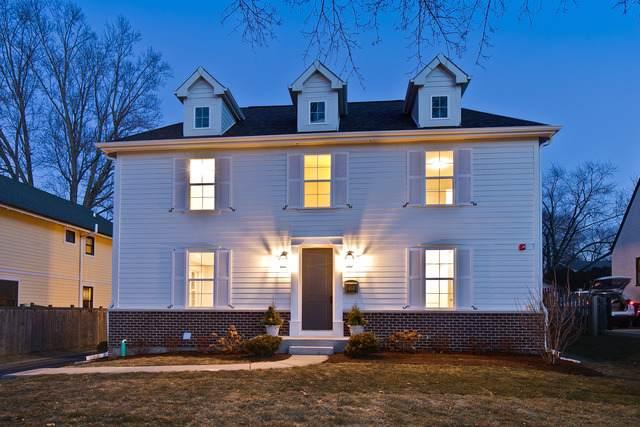 414 Windsor Terrace, Libertyville, IL 60048 (MLS #10614221) :: Janet Jurich