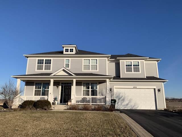 4856 Weaver Street, Oswego, IL 60543 (MLS #10614238) :: Baz Realty Network | Keller Williams Elite