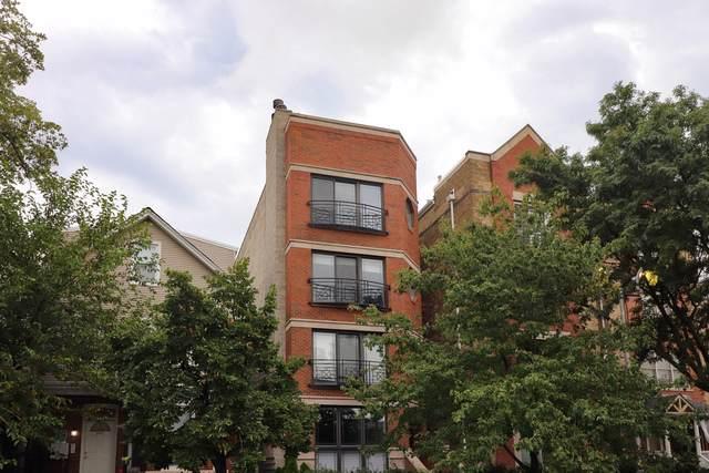 3217 N Wilton Avenue #4, Chicago, IL 60657 (MLS #10614251) :: Touchstone Group