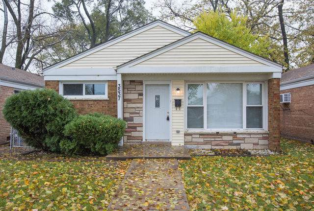 3537 W 80th Place, Chicago, IL 60652 (MLS #10614259) :: Angela Walker Homes Real Estate Group