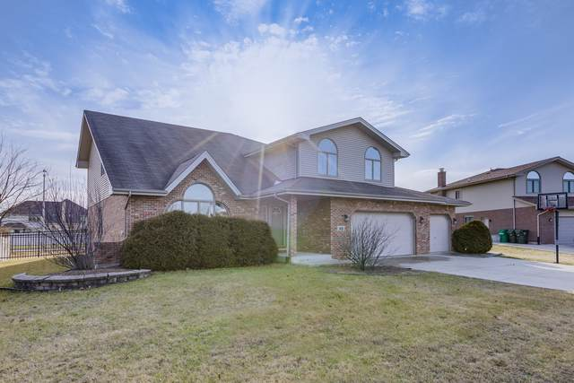 8825 Brown Lane, Tinley Park, IL 60487 (MLS #10614278) :: The Wexler Group at Keller Williams Preferred Realty