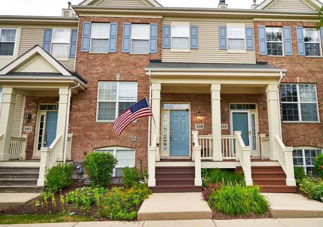 338 Broadmoor Lane, Bartlett, IL 60103 (MLS #10614305) :: Angela Walker Homes Real Estate Group
