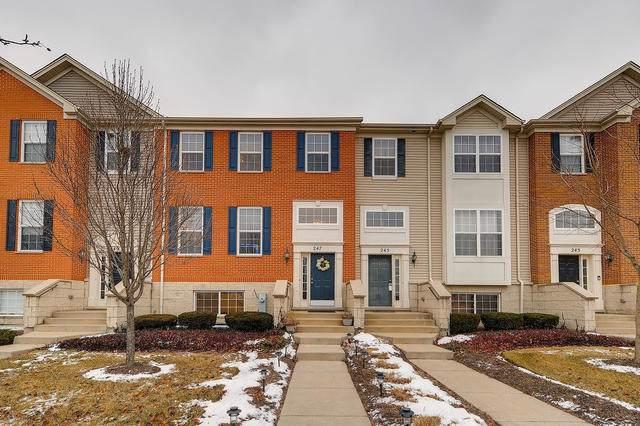 247 Jackson Street, Gilberts, IL 60136 (MLS #10614308) :: Suburban Life Realty