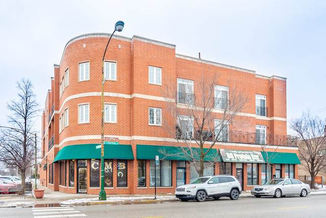 3234 N Central Avenue #303, Chicago, IL 60634 (MLS #10614317) :: Touchstone Group
