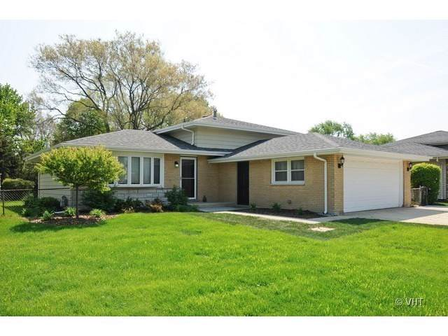 17931 66th Avenue, Tinley Park, IL 60477 (MLS #10614319) :: The Wexler Group at Keller Williams Preferred Realty
