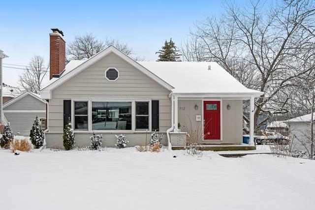 712 S Stough Street, Hinsdale, IL 60521 (MLS #10614339) :: Ryan Dallas Real Estate