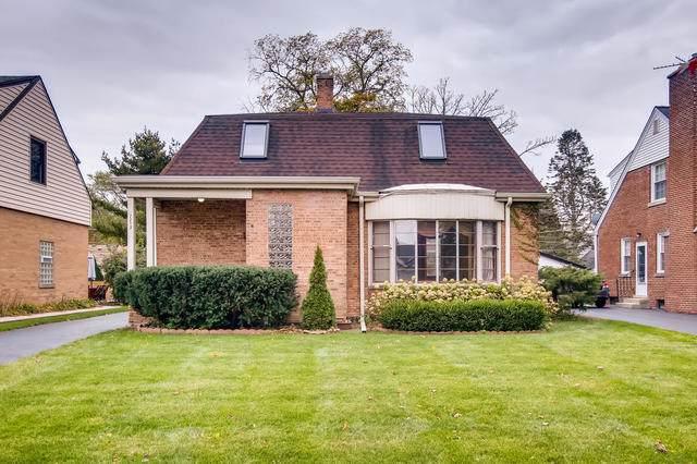 2213 Glenview Avenue, Park Ridge, IL 60068 (MLS #10614340) :: Ryan Dallas Real Estate