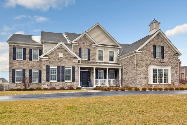 8 Rainier Circle, South Barrington, IL 60010 (MLS #10614351) :: Ryan Dallas Real Estate