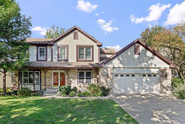 2020 N Oakwood Drive, Arlington Heights, IL 60004 (MLS #10614375) :: Angela Walker Homes Real Estate Group