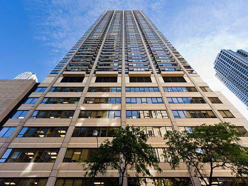 30 E Huron Street #2807, Chicago, IL 60611 (MLS #10614399) :: Property Consultants Realty