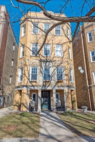741 Brummel Street #3, Evanston, IL 60202 (MLS #10614401) :: Baz Realty Network | Keller Williams Elite