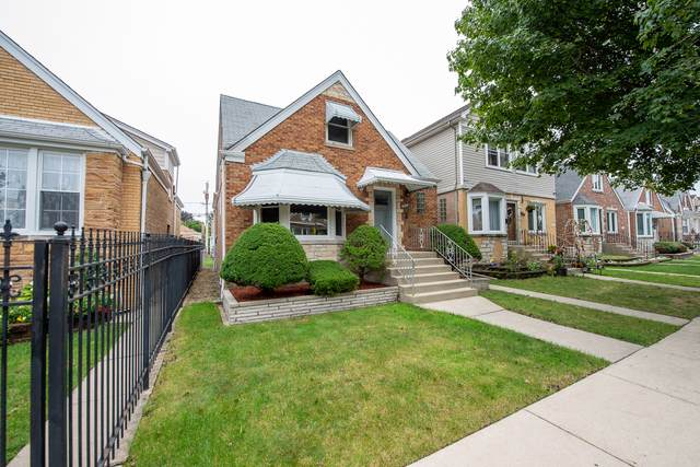 3319 N Nottingham Avenue, Chicago, IL 60634 (MLS #10614431) :: Touchstone Group