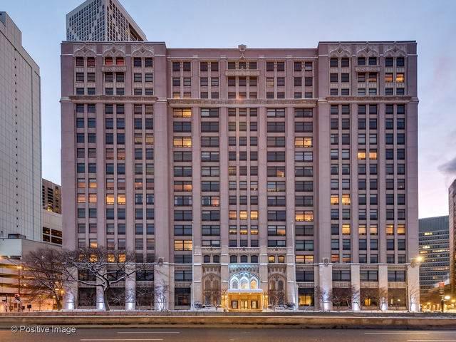 680 N Lake Shore Drive N #1504, Chicago, IL 60611 (MLS #10614452) :: Touchstone Group