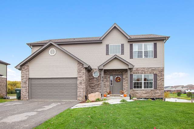 839 Somerset Court, New Lenox, IL 60451 (MLS #10614456) :: Property Consultants Realty