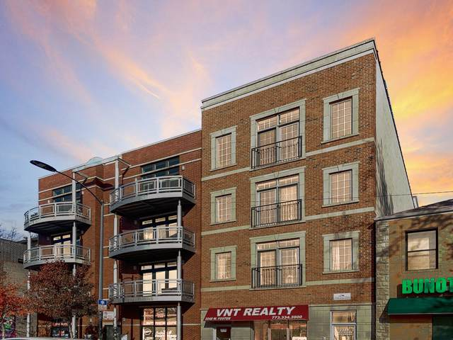 2248 W Foster Avenue #2, Chicago, IL 60625 (MLS #10614515) :: Angela Walker Homes Real Estate Group